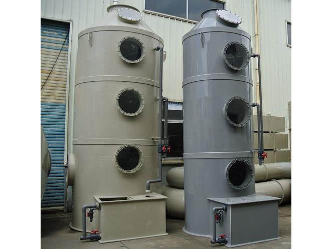 PP喷淋塔废气处理设备