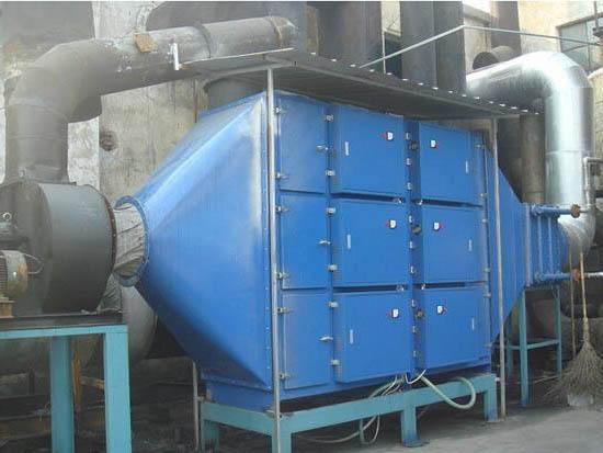 工业废气废水净化设备