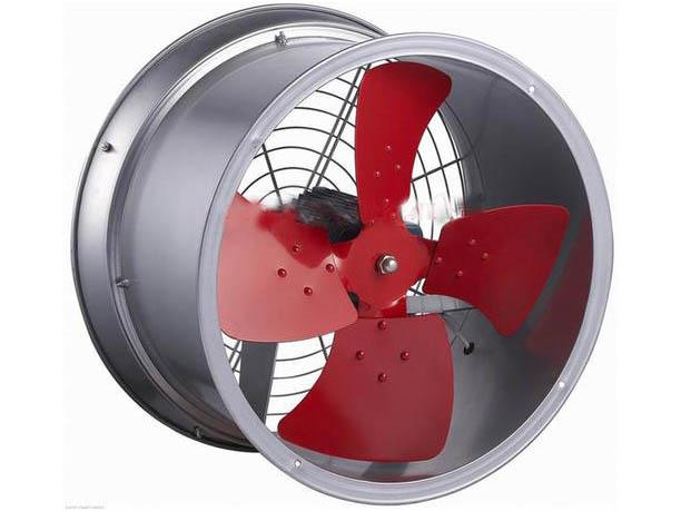 轴流送风排气风机