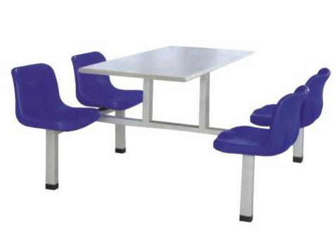 不锈钢台面餐桌